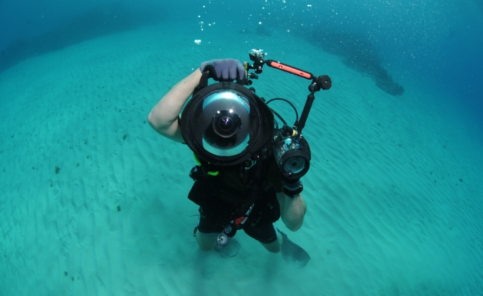 How to improve your underwater photography in one simplestep.