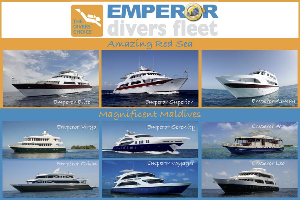Emperor Divers Fleet